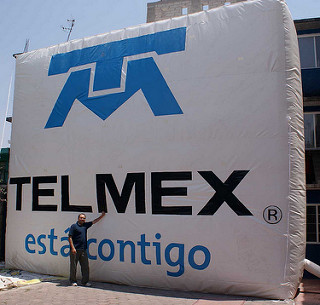 Inflable Telmex