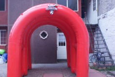 Túnel Inflable